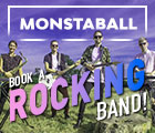Monstaball Band for Weddings – Rock Your Party with a Live Band